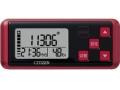 【送料無料】シチズンシステムズ TW700-RD (レッド) デジタル歩数計【GB0406_point】