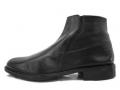 Johnston & Murphy J&Mジョンストン&マーフィー 10 1/2 M 約28.0~28.5cm  イタリア製・ショートブーツ♪YALAKU-ヤラク-メンズブーツ・紳士靴【smtb-TK】【中古】【送料無料】【靴】