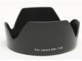 ☆レンズフード Canon 一眼レフ 用 交換 レンズ EF-S17-85mm F4-5.6 IS USM EF-S18-135mm F3.5-5.6 IS STM EF-S18-135mm F3.5-5.6 IS用 EW-73B 互換品☆